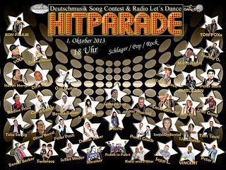 Start der großen Deutschmusik HITPARADE
