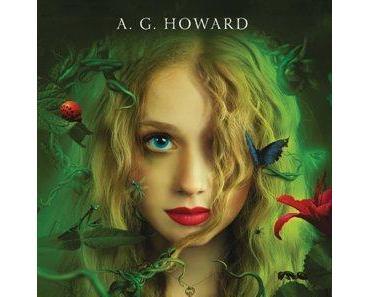 Rezension: Dark Wonderland – Herzkönigin von A.G. Howard (Splintered #1)