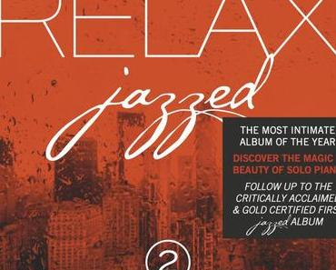 BLANK & JONES: RELAX jazzed 2 (Solo Piano Album)