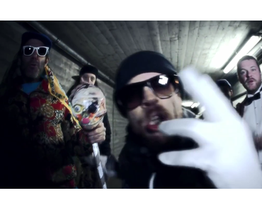 Videopremiere: Deichkind – So`ne Musik (+ Tourdaten)
