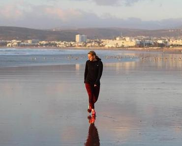 Der Sonne entgegen – ein Abendlauf in Agadir