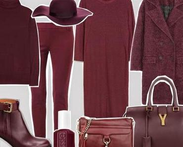 Pantone Farbe des Jahres 2015: Marsala