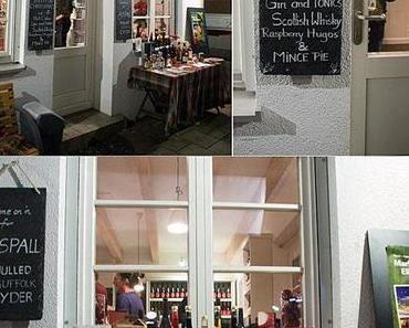 Königliche Weihnacht in München: Die Aspall Cyder's Christmas Pop Up Bar am Elisabethmarkt {Ausprobiert}