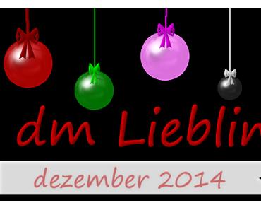 dm-Lieblinge Dezember 2014 - Gestylt durch den Winter