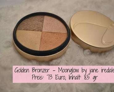 Review: Golden Bronzer - Moonglow by jane iredale