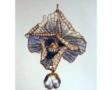Silber-Ring mit Blume