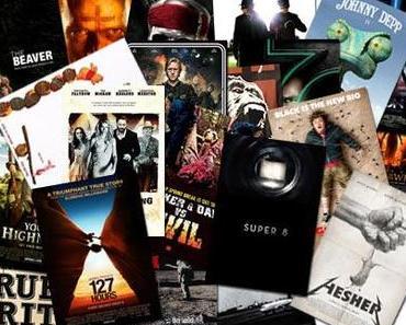Vorgucker auf das Kinojahr 2011 und ein kleiner Snack