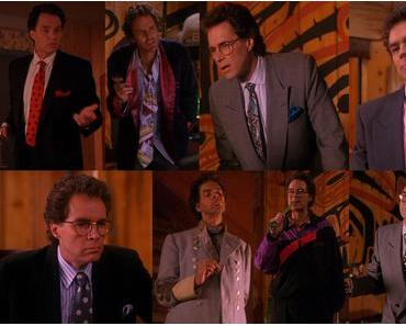 TWIN PEAKS | THE MEN & THE WOMEN