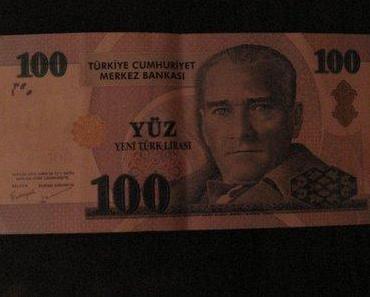 Die ganz neue Türkische Lira