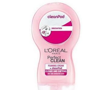 L'OREAL Perfekt Clean Erfahrungsbericht