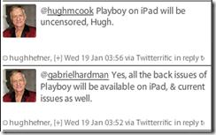 Playboy unzensiert auf dem iPad