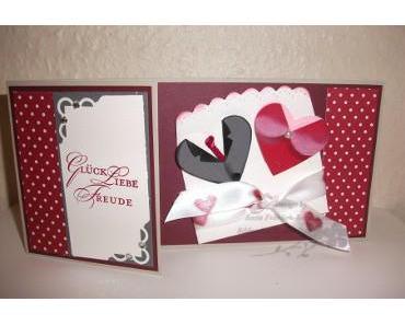 Der Valentinstag steht vor der Tür!