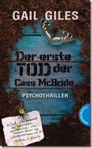 """Der erste Tod der Cass McBride"" Gail Giles"