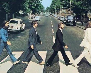 Abbey Road Beatles VW Käfer