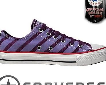 113922 – Converse Chucks All Star OX Lila – http://www.CHUCKS.me