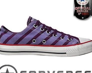 113922 – Converse Chucks All Star OX Lila – http://www.CHUCKS.me
