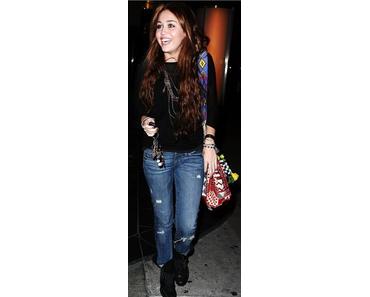 I like: Miley Cyrus