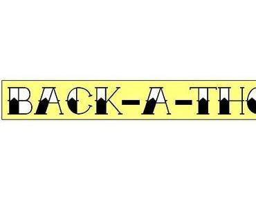 """Back-A-Thon """"Schokoriegel"""" Round Up!!!"""