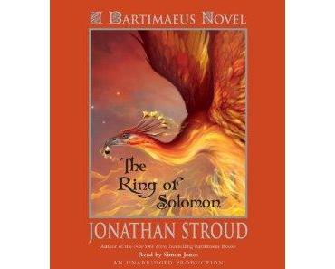 °.: Audiobook - Bartimaeus is back :.°