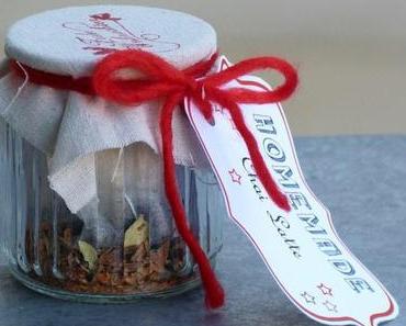 DIY- Geschenk: Chai Latte