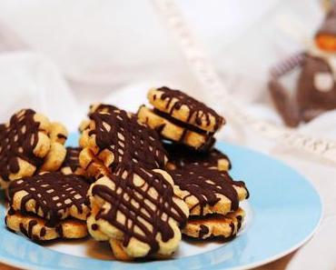 Ganache-Kekse