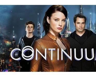 """SF im Fernsehen: """"Continuum"""" bekommt vierte Staffel / DC-Adaptionen """"Titans"""" und """"Krypton"""" sind auf dem Weg"""