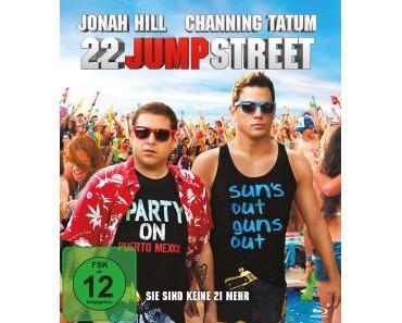 """Filmkritik """"22 Jump Street"""" (Blu-ray)"""
