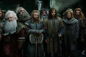"""Der Hobbit: Die Schlacht der fünf Heere"" / ""The Hobbit: The Battle of the Five Armies"" [NZ, GB, USA 2014]"