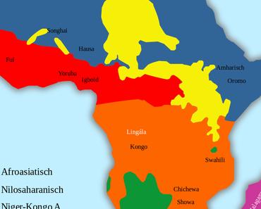 Wie kam das Ursprungsvolk der Bantu-Völker zum Ackerbau?