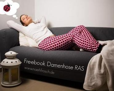 Meine Probenäherinnen für das Freebook Damenhose RAS