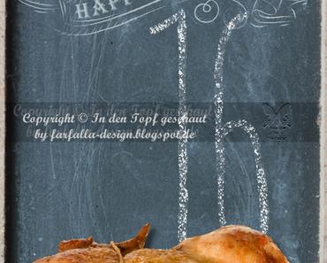 In den Topf geschaut * Italienische Hühnersuppe... Italijanski pileća juha