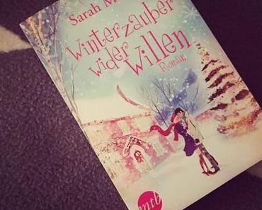  Rezension  Winterzauber wider Willen von Sarah Morgan