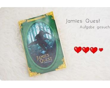 |Rezension| Jamies Quest - Aufgabe gesucht