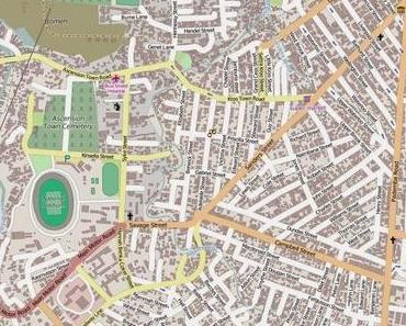 Karten für die Welt - Humanitarian OpenStreetmap und das Missing Maps Project