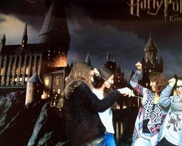 GEEKY FRIDAY: HARRY POTTER AUSSTELLUNG IN KÖLN