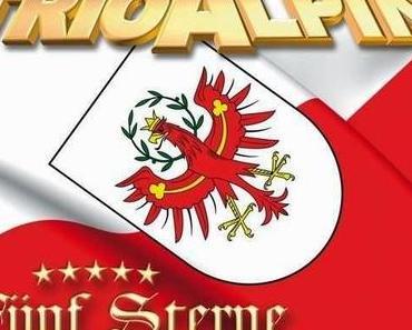 Trio Alpin - Fünf Sterne Für Tirol