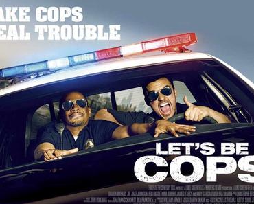 Review: LET'S BE COPS - DIE PARTY BULLEN - Die Loser vom Fake-Dienst