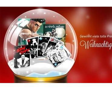 Es schneit Geschenke! Weihnachtliches Merchandise Gewinnspiel! Mit Amiibo, Far Cry, Sin City und mehr!