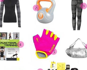 Last Minute Geschenke für Fitness Junkies