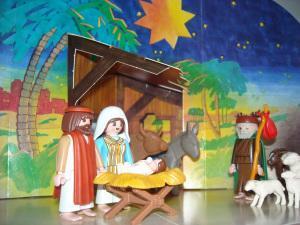 Türchen 22 vom Adventskalender – ein König im Futtertrog