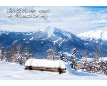 Frohe Weihnachten allen Lesern des Mariazellerland Blogs