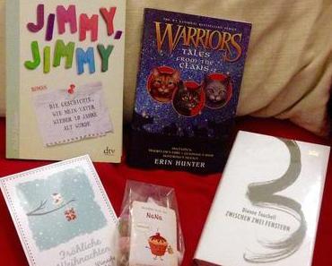 Neue Bücher und süßes Lesefutter