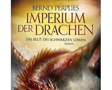 Book in the post box: Imperium der Drachen - Das Blut des schwarzen Löwen