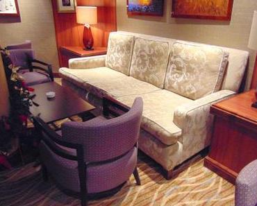 MS Artania 2.Teil - die Pazifik Lounge eine der schönsten Orte auf den Weltmeeren!