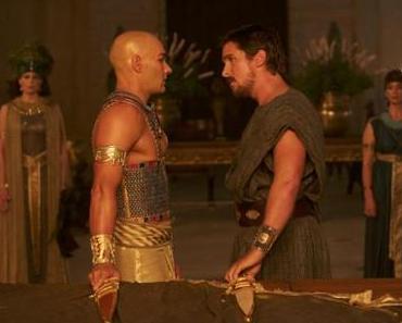 """Review: Emotionslos aber bildgewaltig werden in """"Exodus – Götter und Könige"""" die Sklaven befreit"""