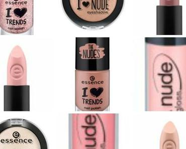 "PREVIEW: Essence Trend Edition ""I Love NUDE""..."