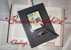 [Challenge+Buchzitate] Gesammelte Schätze im Dezember 2014
