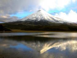 Monatsthema Januar 2015: Die höchsten Berge Lateinamerikas
