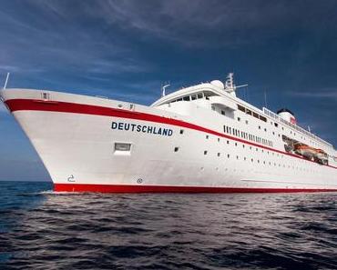 Portale melden: MS Deutschland an die US Firma Crystal Cruises verkauft...