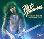 "Pat Travers kündigt ""Feelin' Right: The Polydor Albums 1975-1984"" an"
